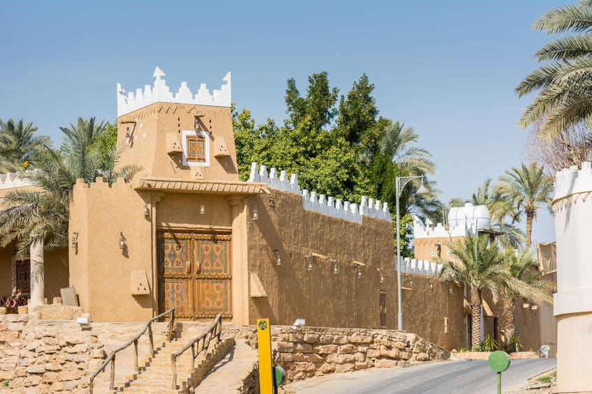 Arabia Saudita Unesco