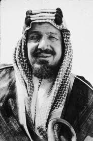rei Abdulaziz Ibn Saud