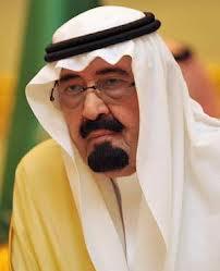rei Abdallah da Arábia Saudita