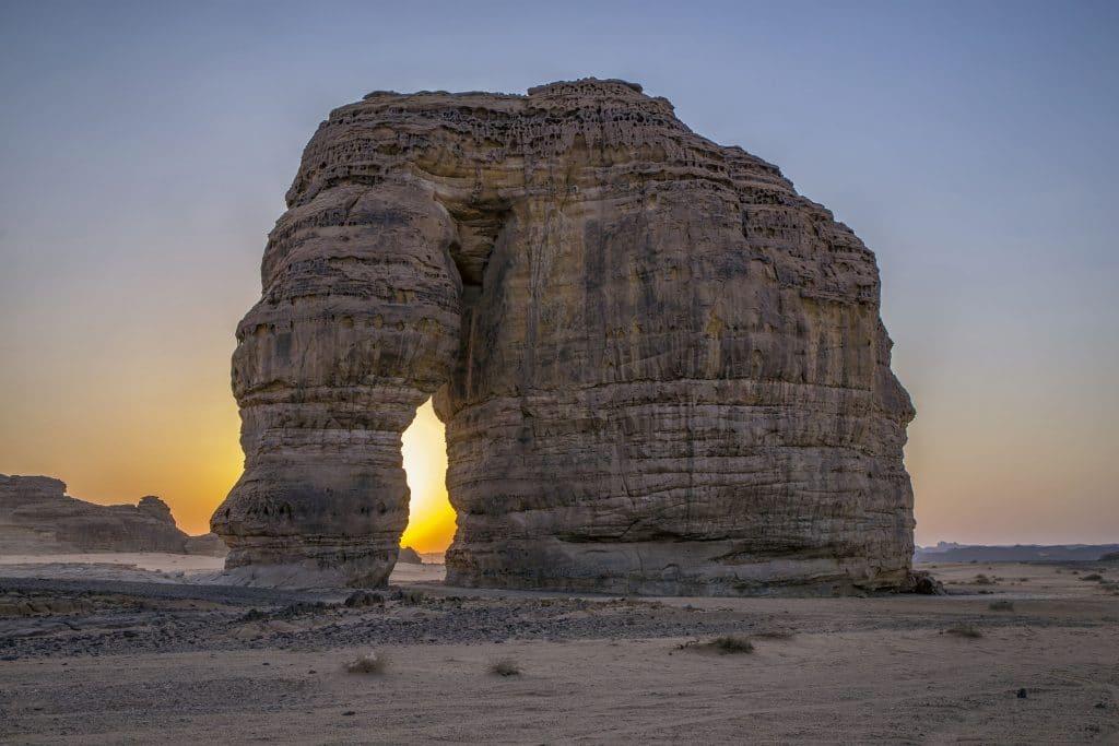 Sítio Arqueológico Al-Hijr UNESCO Arabia Saudita