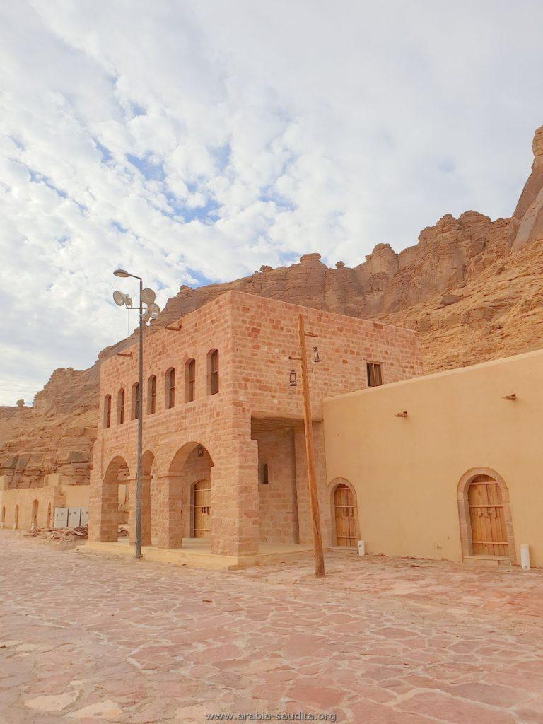 Al Ula, maravilha histórica no deserto