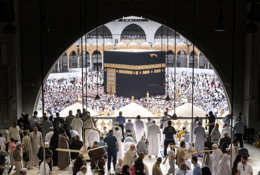 Arabia Saudita Religiao