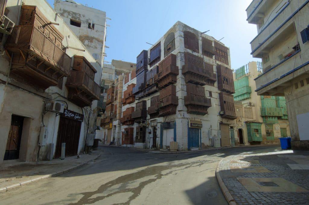 Centro Histórico de Jeddah