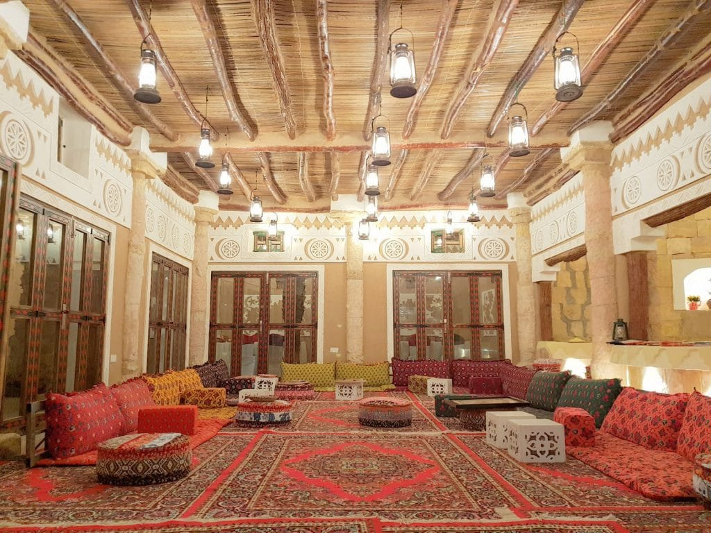 A cultura da Arabia Saudita