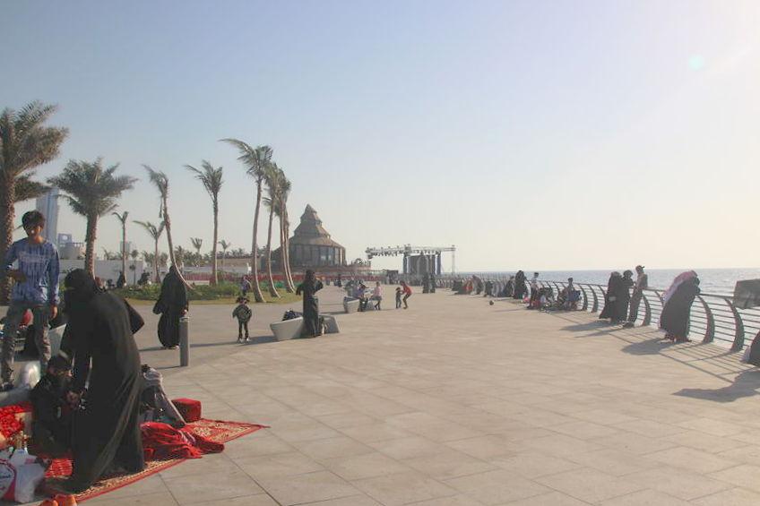 Jeddah Corniche Arabia Saudita
