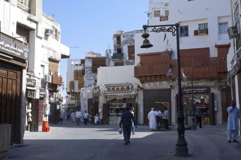 Jeddah UNESCO Arabia Saudita