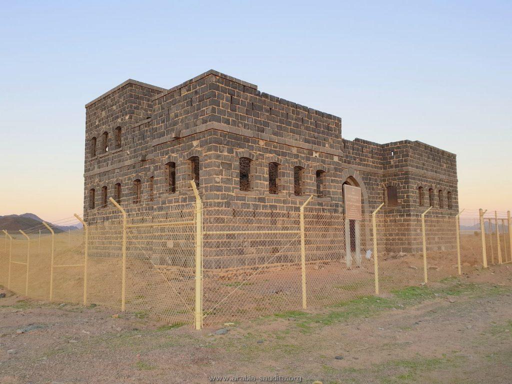 Linha do Hejaz Estacao Bwatt 1 Arabia Saudita
