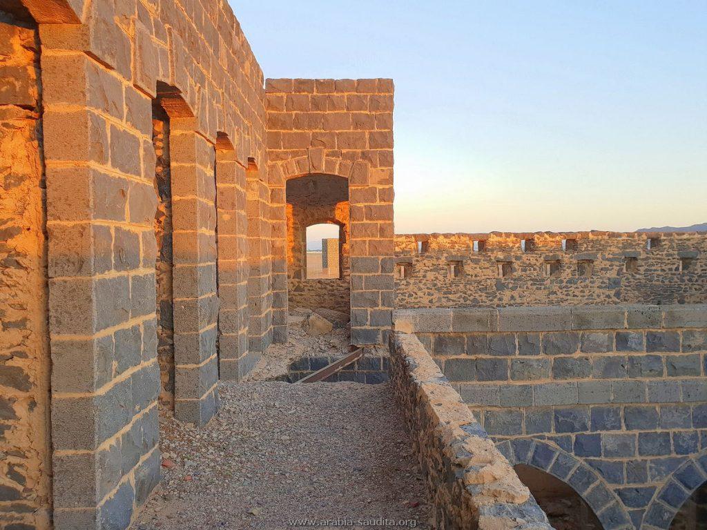 Linha do Hejaz Estacao Bwatt 2 Arabia Saudita