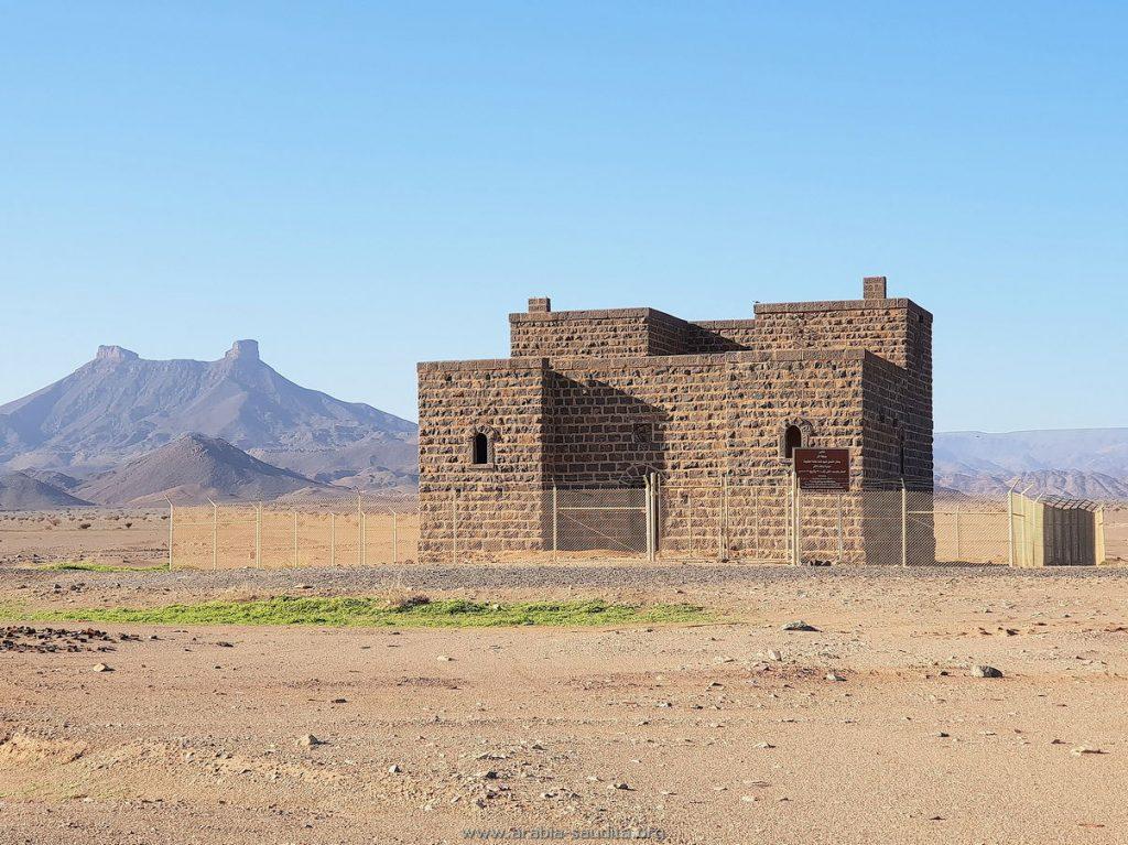 Linha do Hejaz Estacao Estable Antar 2 Arabia Saudita