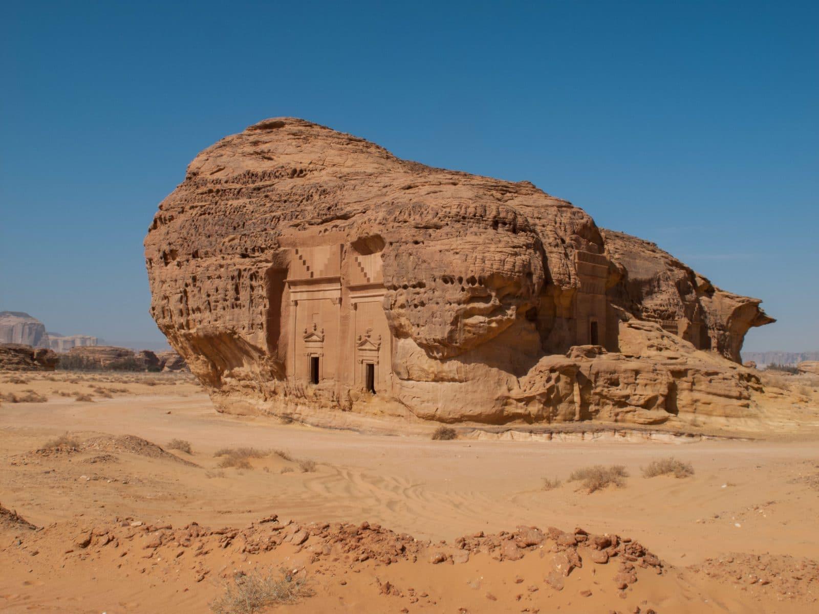 Locais UNESCO Arabia Saudita