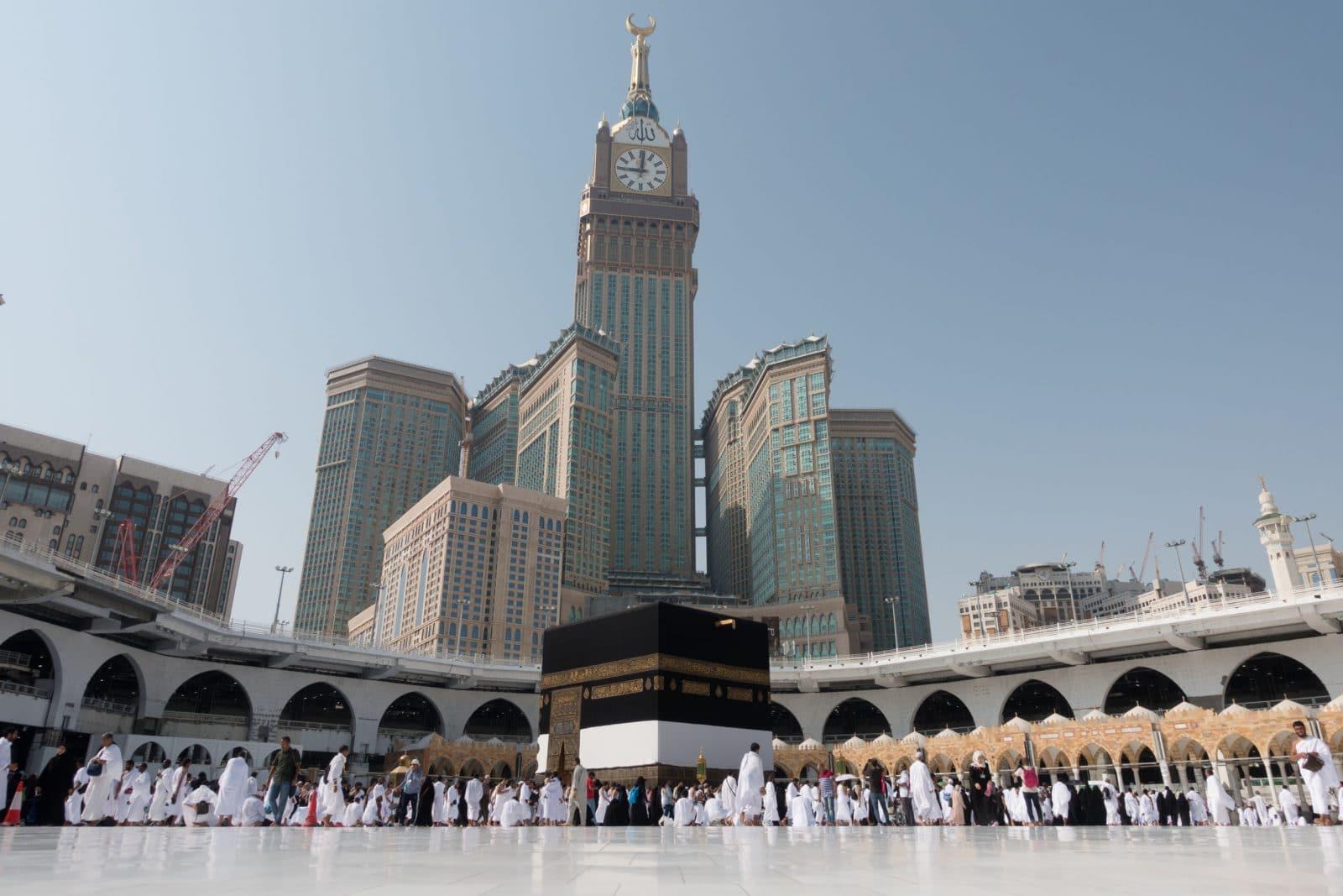 Meca na Arabia Saudita