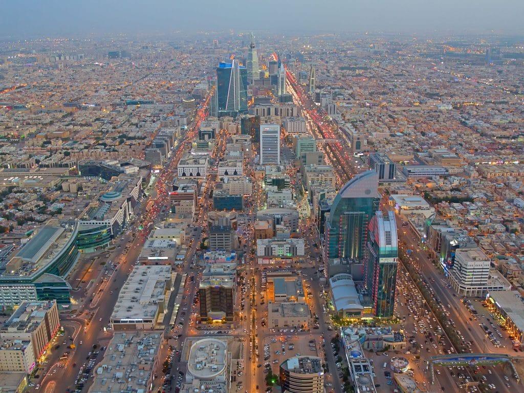 Riade Arabia Saudita