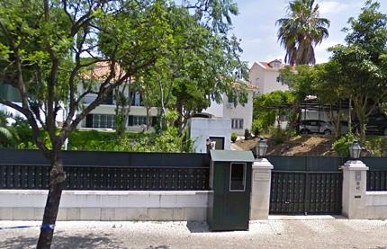 Embaixada Arabia Saudita Lisboa Portugal