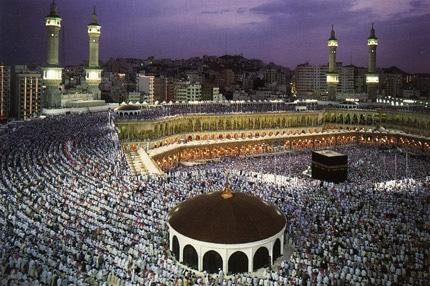 Arabia Saudita Religião