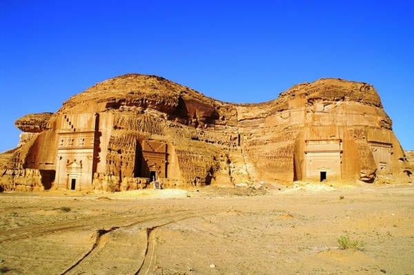 Madain Salih e a cidade dos Nabateus